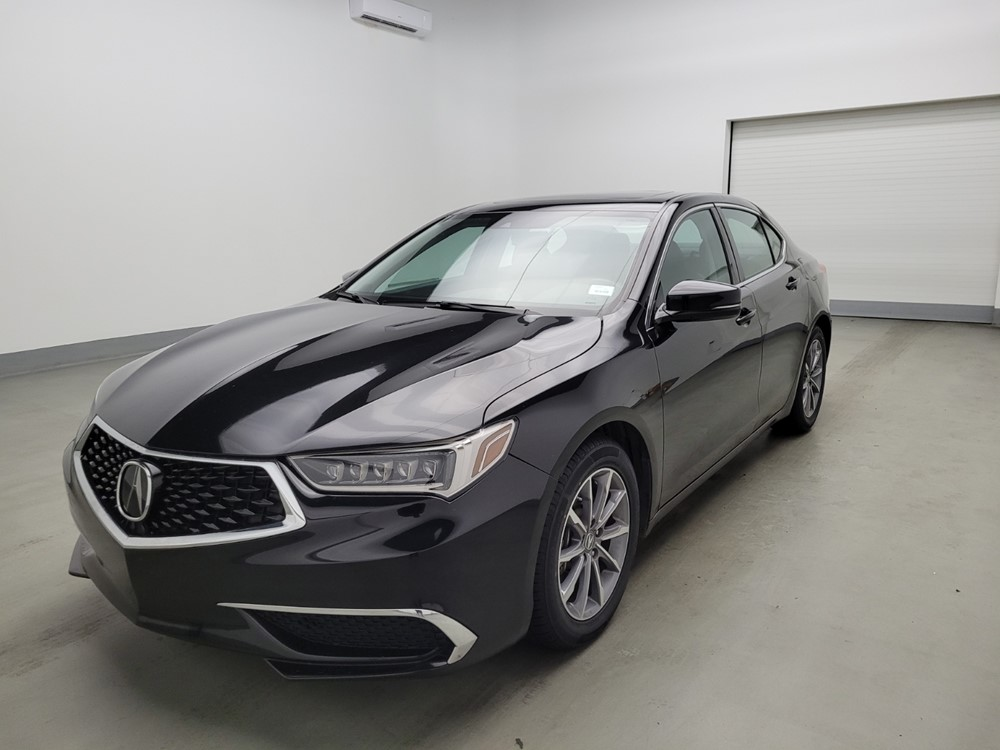 Used 2019 Acura TLX Driver Front Bumper