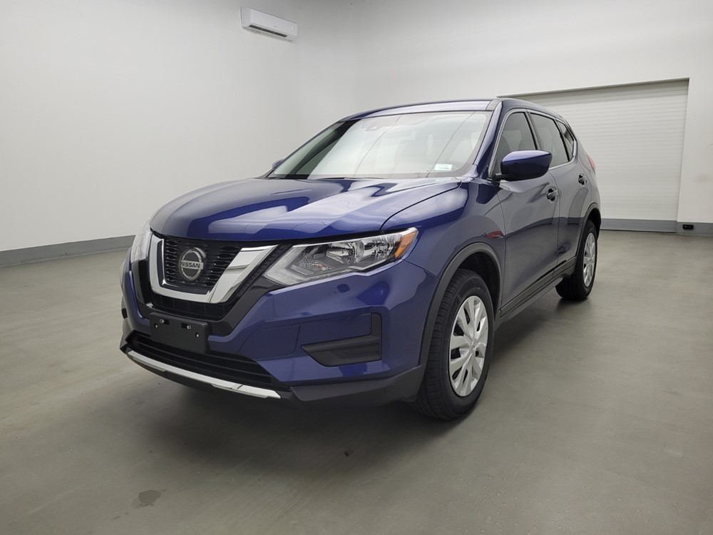 Used 2020 Nissan Rogue Driver Front Bumper