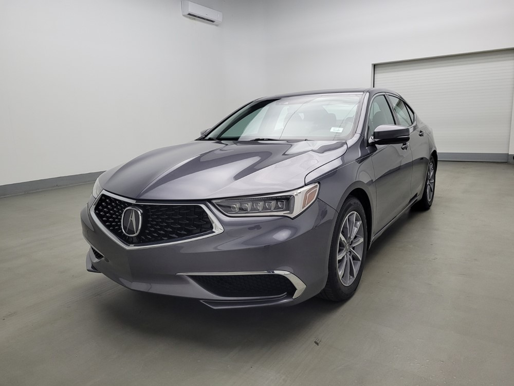 Used 2018 Acura TLX Driver Front Bumper