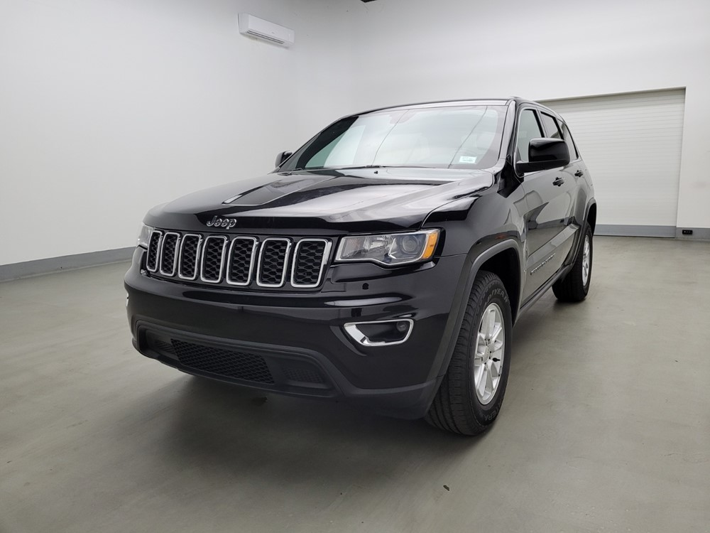 Used 2018 Jeep Grand Cherokee Driver Front Bumper