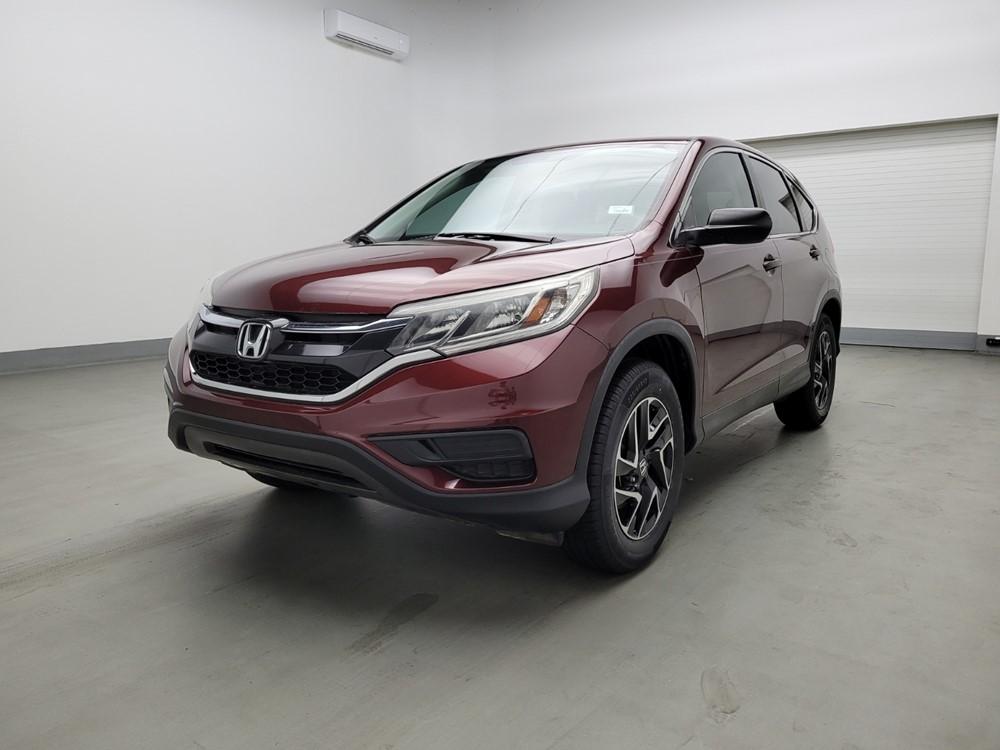 Used 2016 Honda CR-V Driver Front Bumper