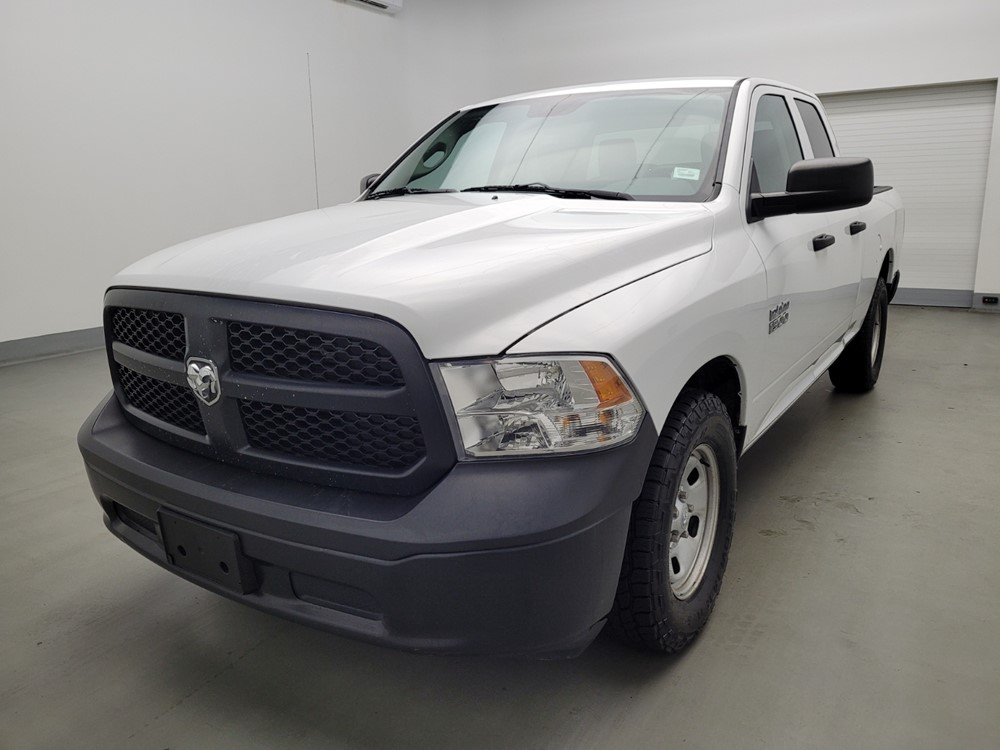 Used 2015 Dodge Ram 1500 Driver Front Bumper