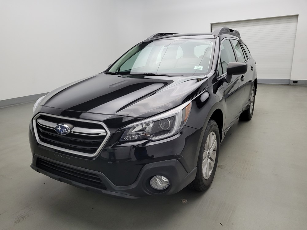 Used 2018 Subaru Outback Driver Front Bumper