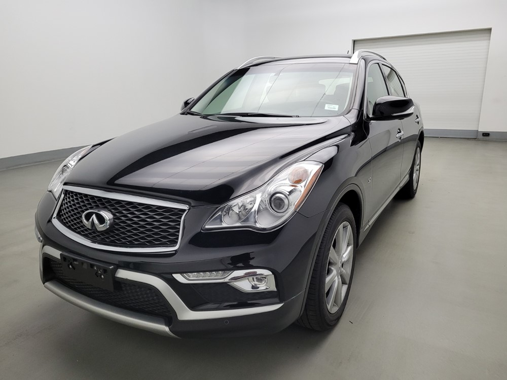 Used 2017 INFINITI QX50 Driver Front Bumper
