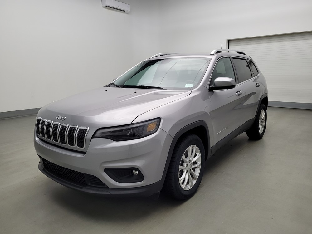 Used 2019 Jeep Cherokee Driver Front Bumper