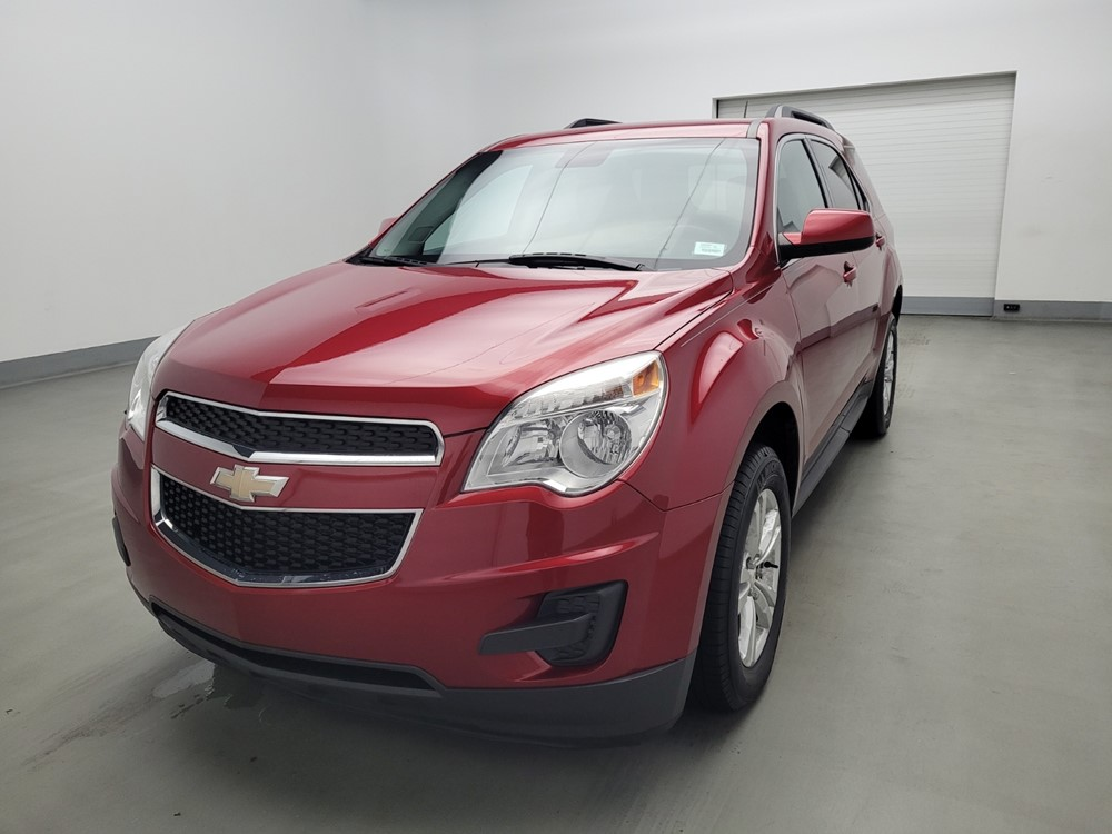 Used 2015 Chevrolet Equinox Driver Front Bumper