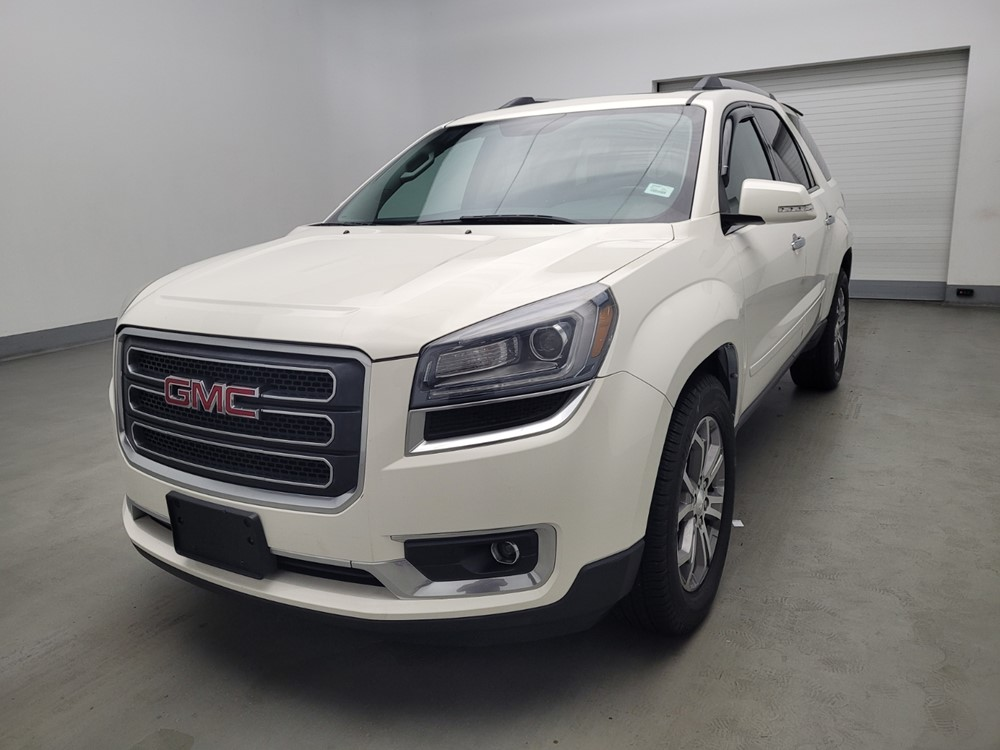 Used 2015 GMC Acadia Driver Front Bumper