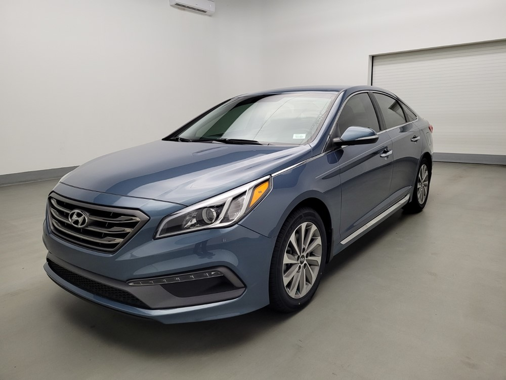 Used 2016 Hyundai Sonata Driver Front Bumper