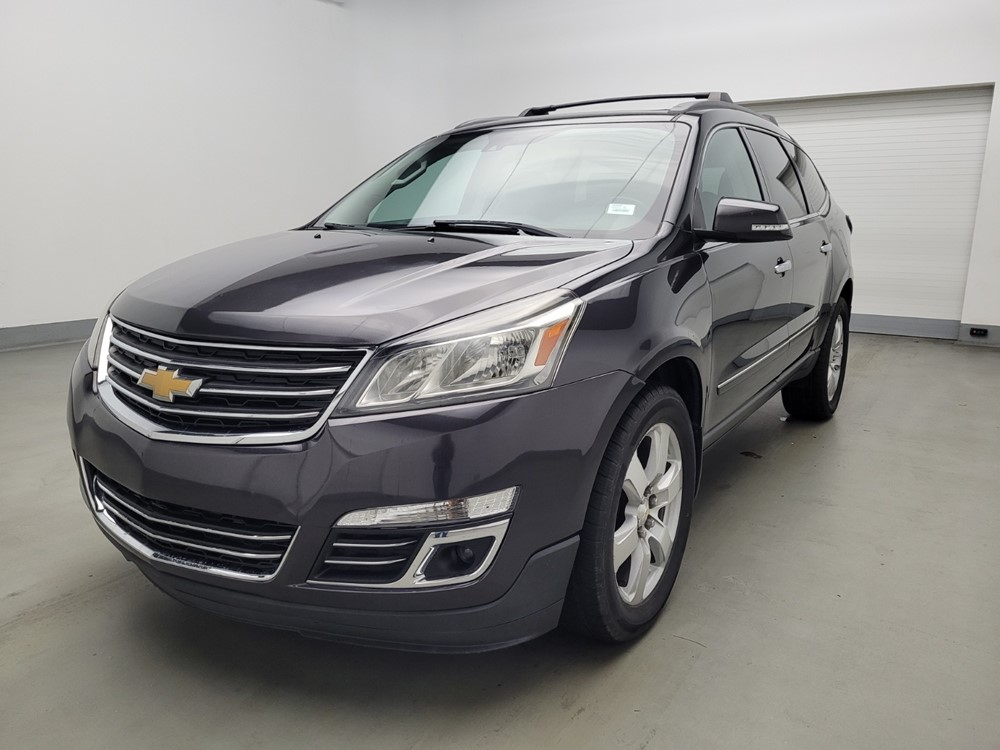 Used 2016 Chevrolet Traverse Driver Front Bumper