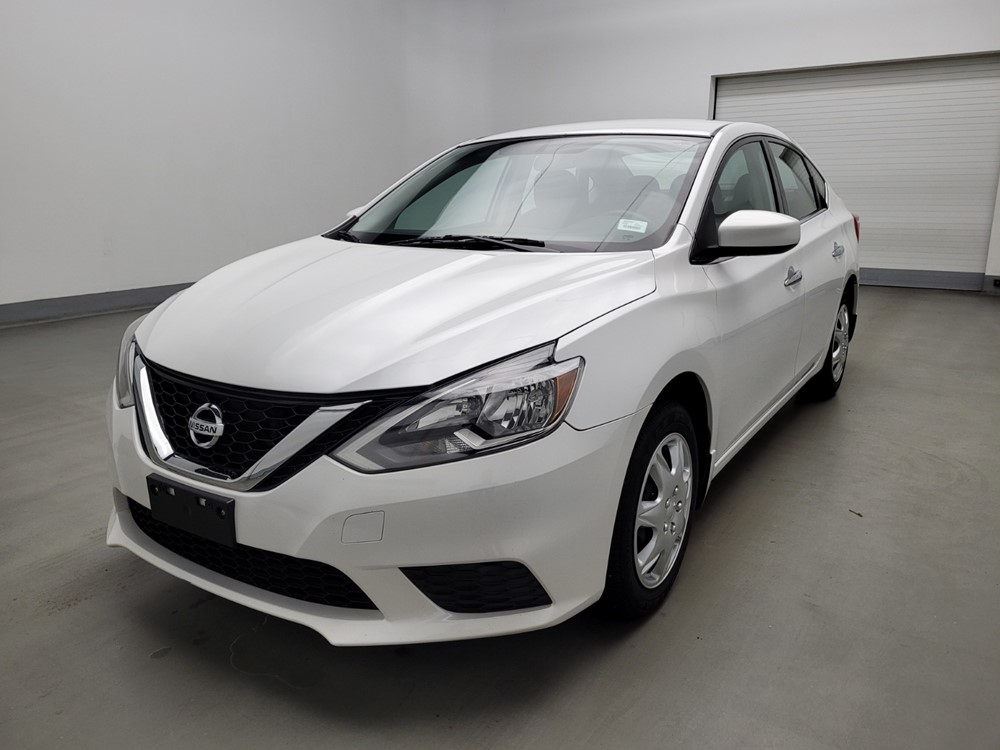 Used 2016 Nissan Sentra Driver Front Bumper