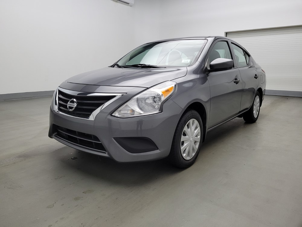 Used 2017 Nissan Versa Driver Front Bumper