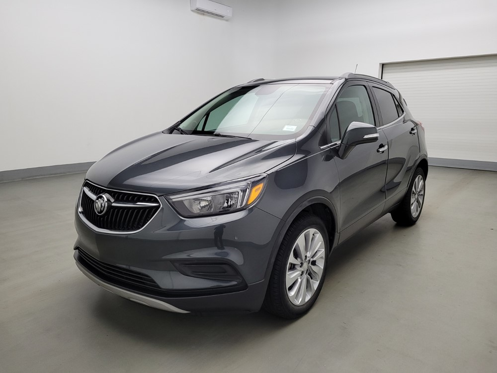 Used 2018 Buick Encore Driver Front Bumper