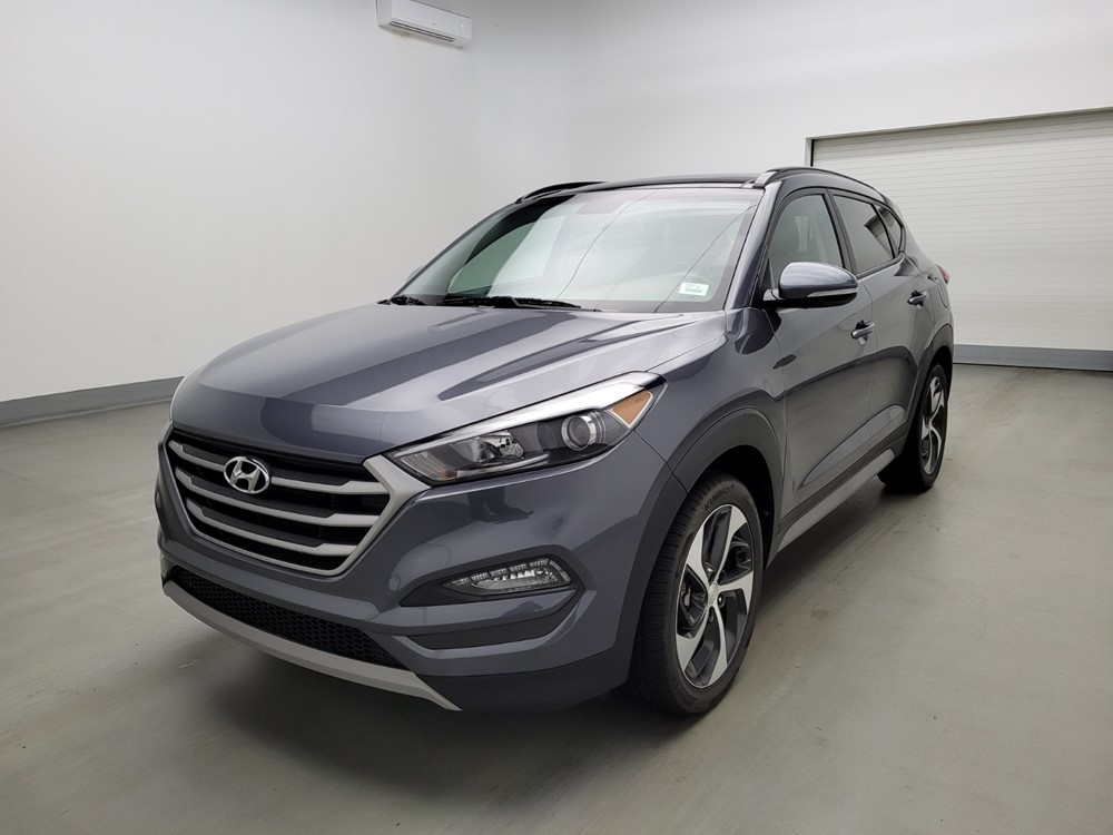 Used 2018 Hyundai Tucson Driver Front Bumper