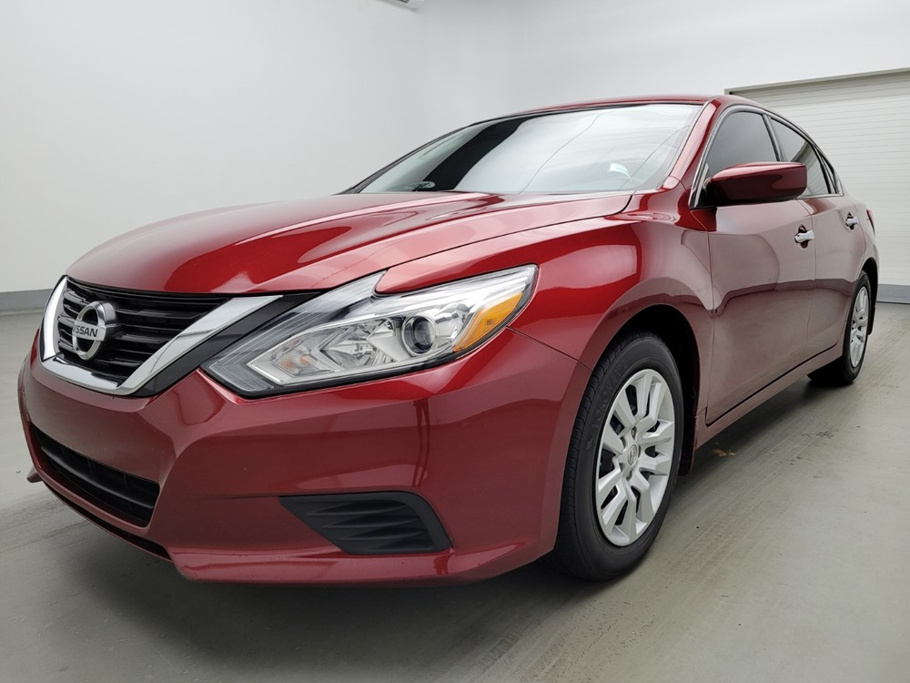 Used 2017 Nissan Altima Driver Front Bumper