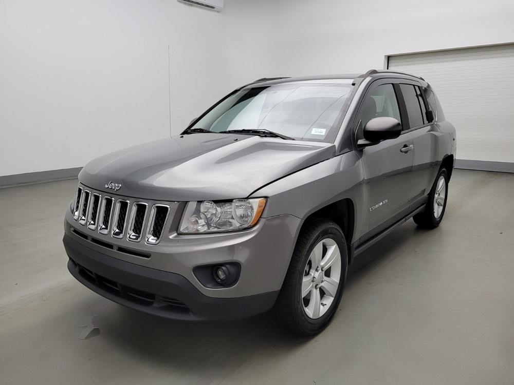 Used 2012 Jeep Compass Driver Front Bumper
