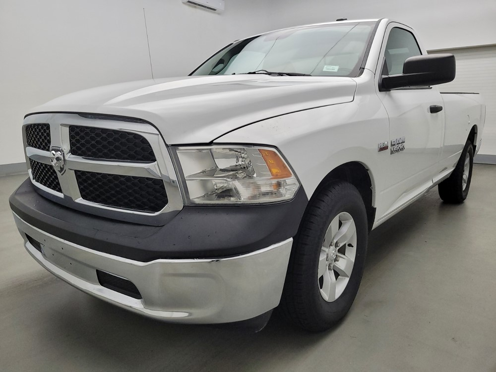 Used 2014 Dodge Ram 1500 Driver Front Bumper