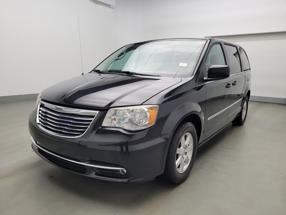 Used 2012 Chrysler Town and Country Driver Front Bumper