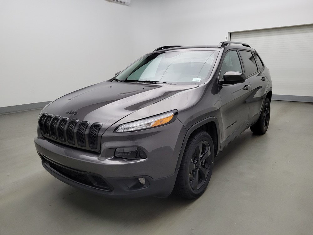 Used 2018 Jeep Cherokee Driver Front Bumper