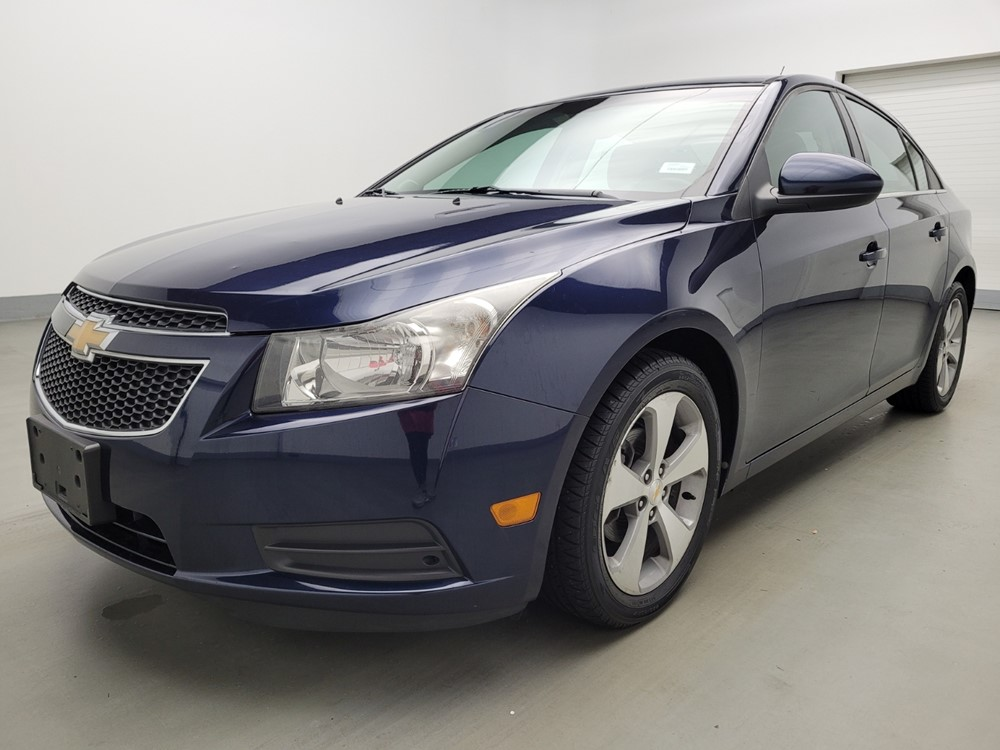 Used 2011 Chevrolet Cruze Driver Front Bumper