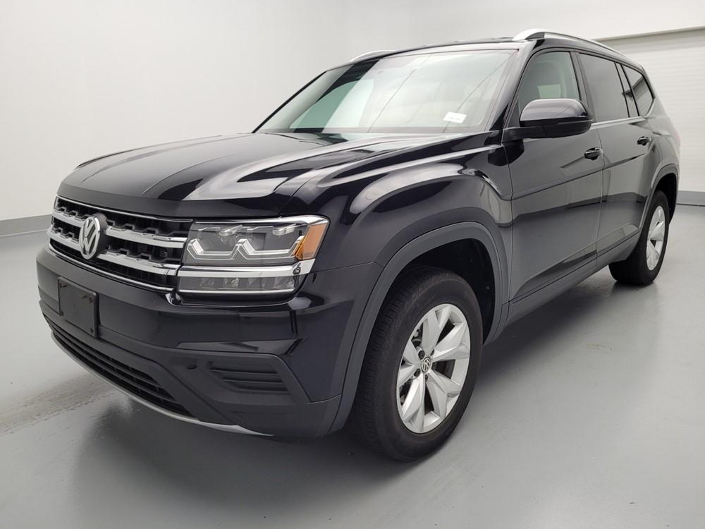 Used 2018 Volkswagen Atlas Driver Front Bumper