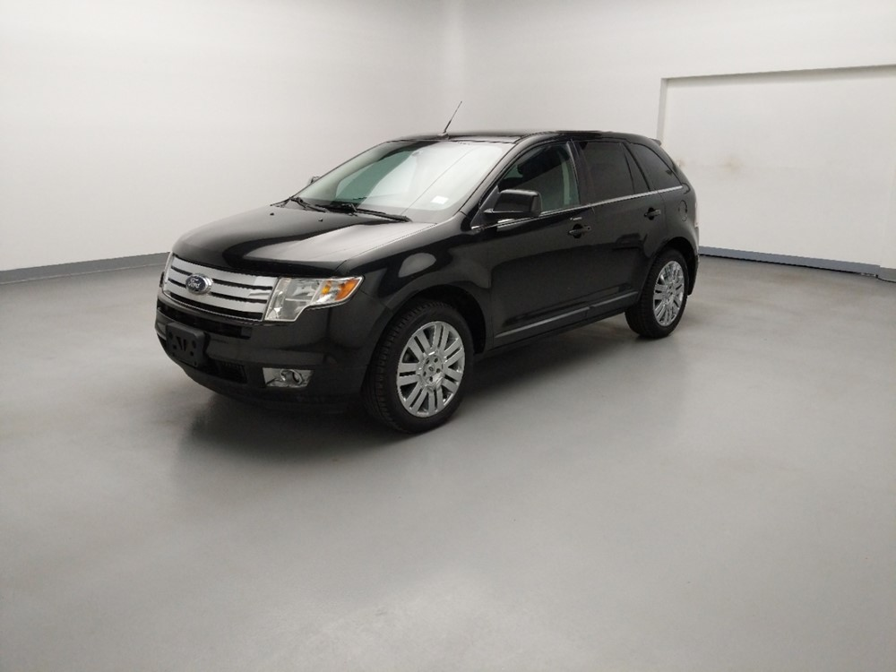 Used 2010 Ford Edge Driver Front Bumper