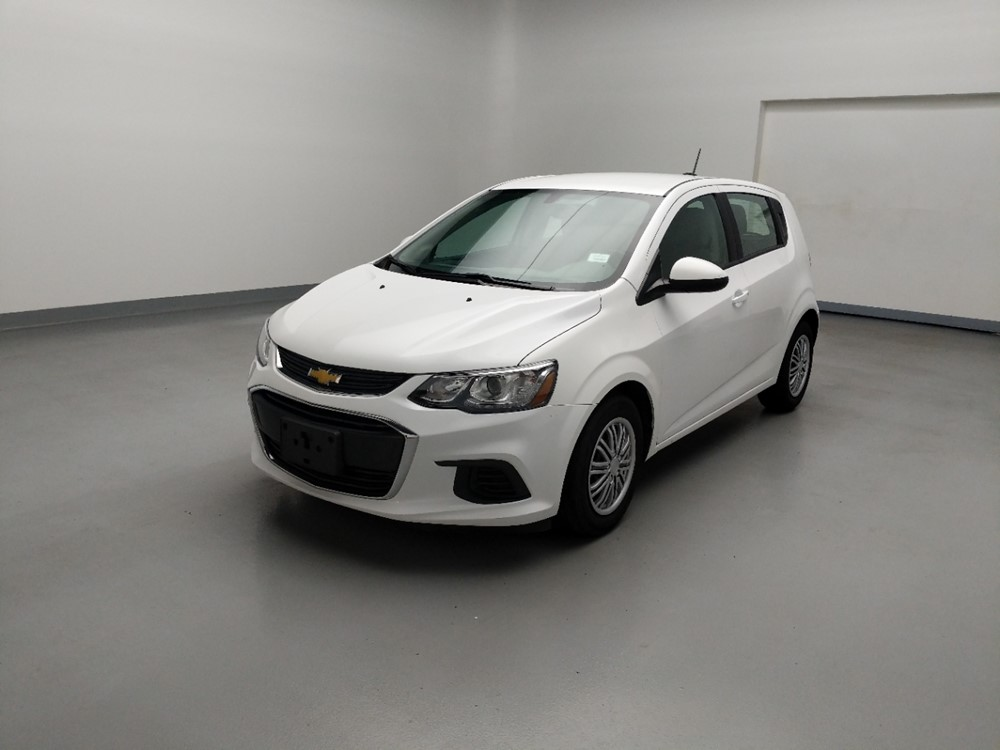 Used 2019 Chevrolet Sonic Driver Front Bumper