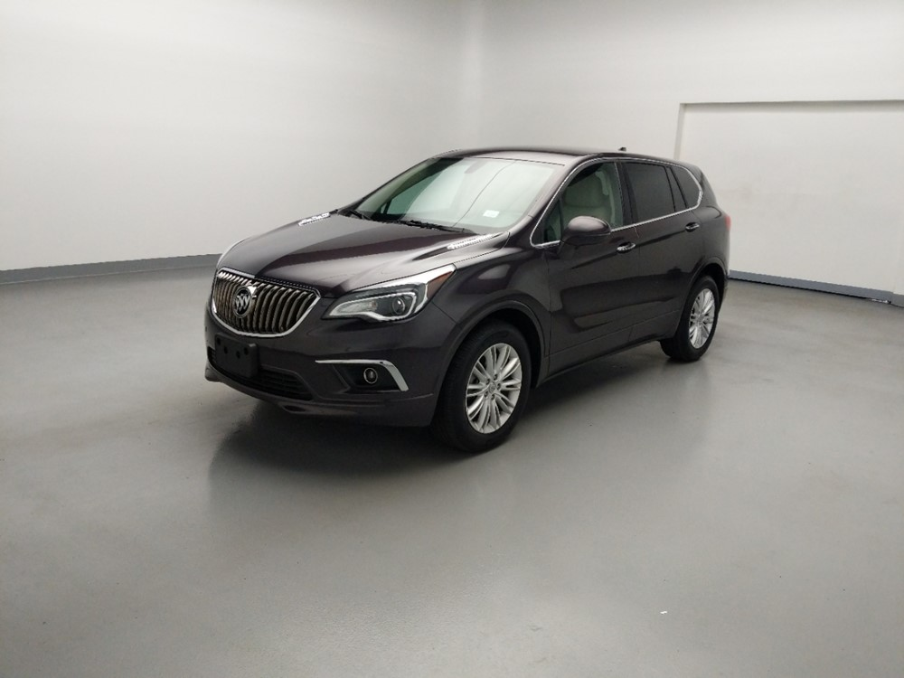Used 2017 Buick Envision Driver Front Bumper