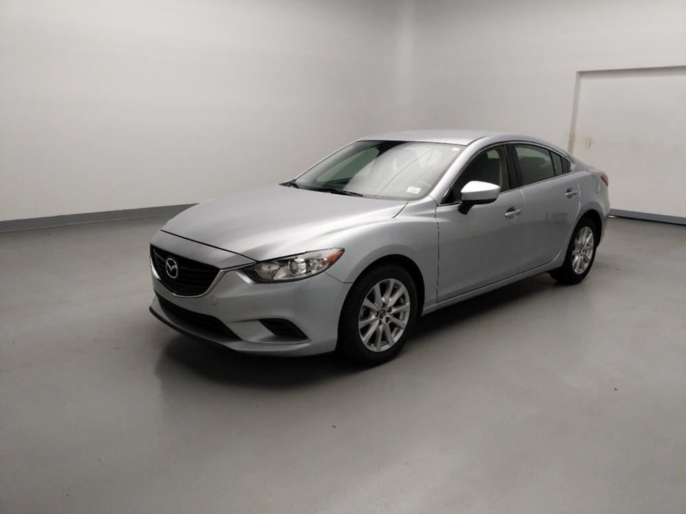 Used 2017 Mazda Mazda6 Driver Front Bumper