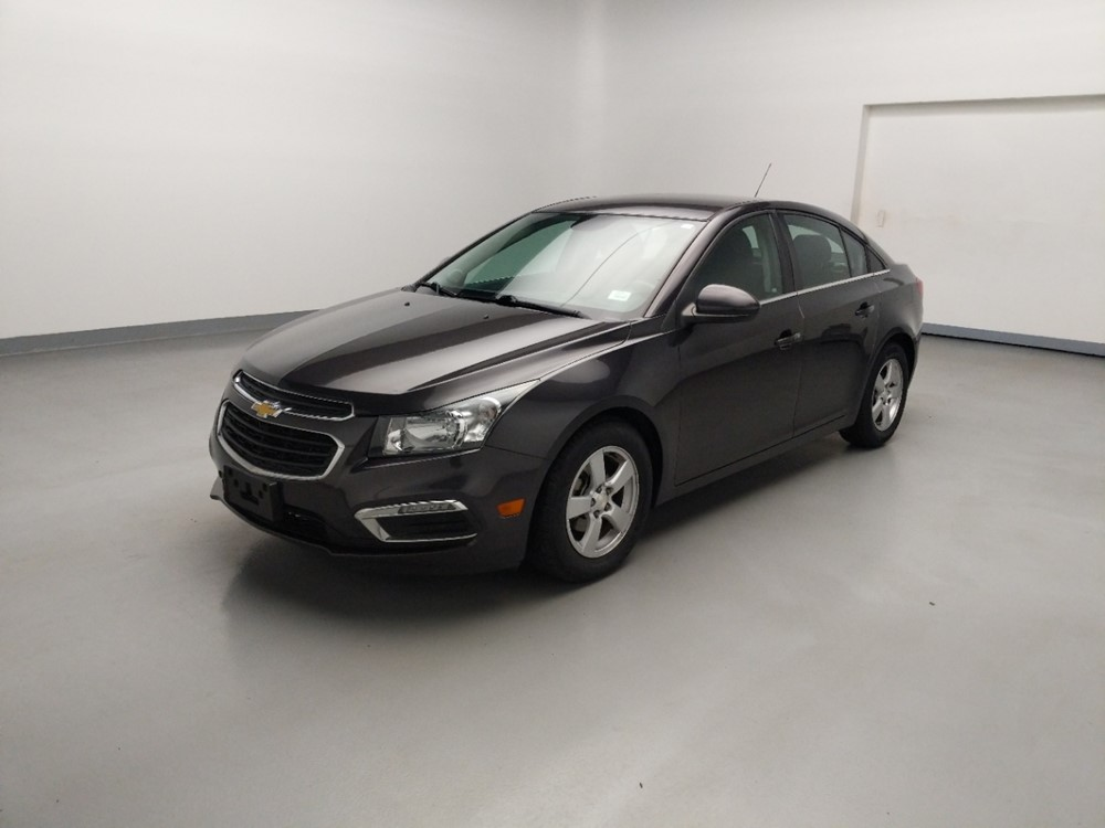 Used 2015 Chevrolet Cruze Driver Front Bumper