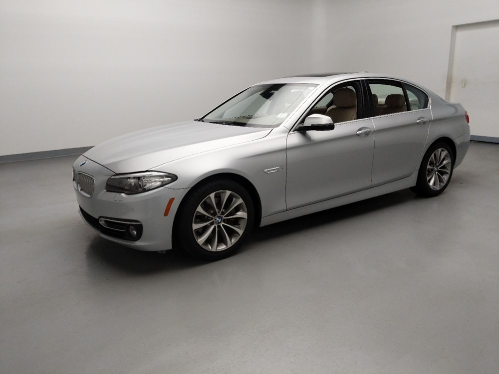 Used 2014 BMW 528i Driver Front Bumper