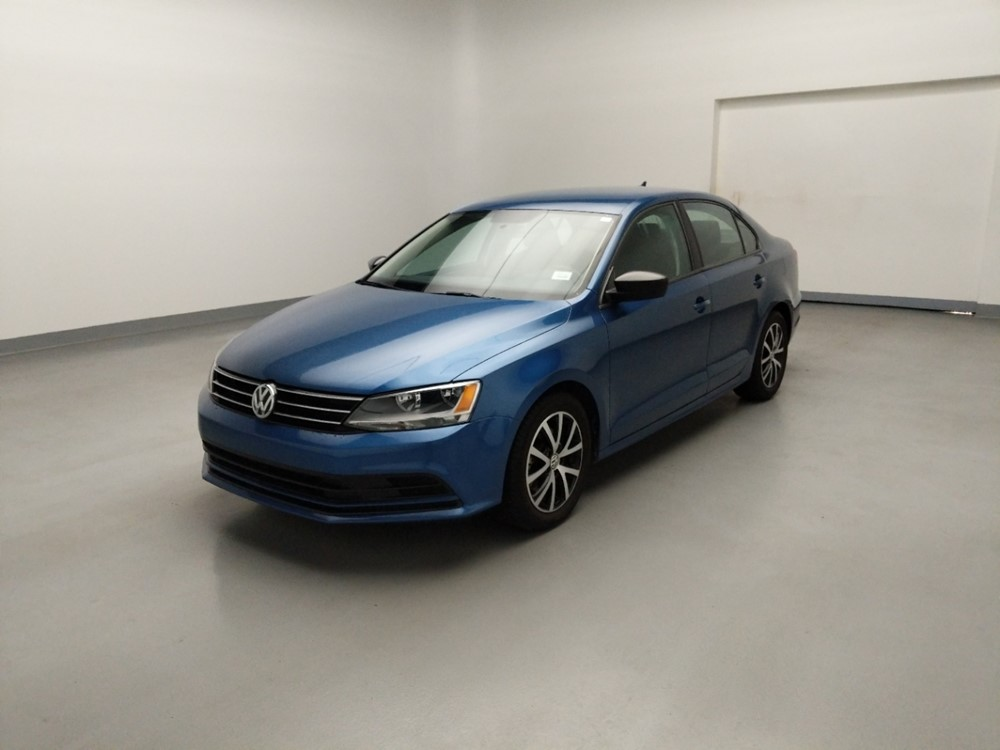 Used 2016 Volkswagen Jetta Driver Front Bumper