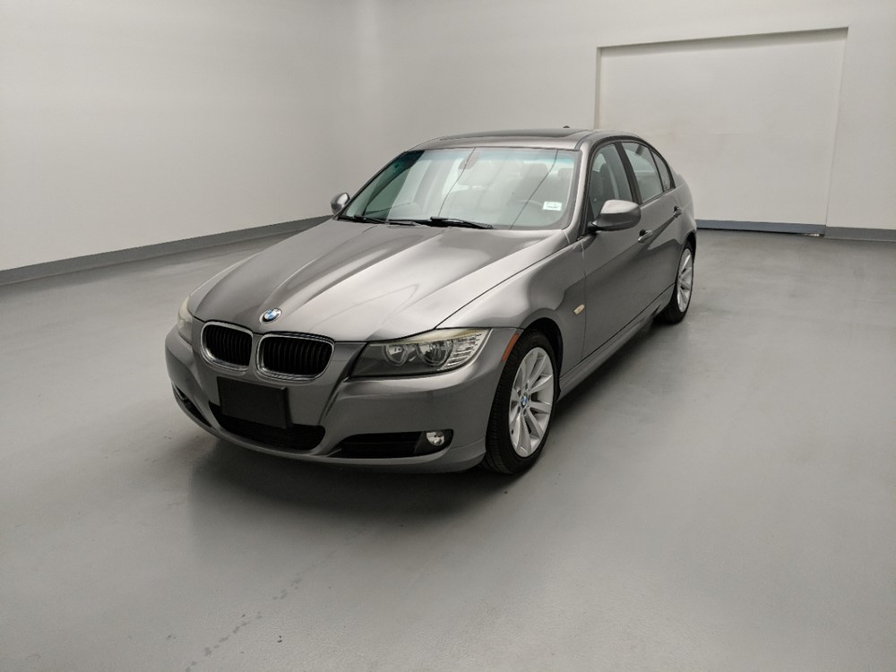Used 2011 BMW 328i Driver Front Bumper