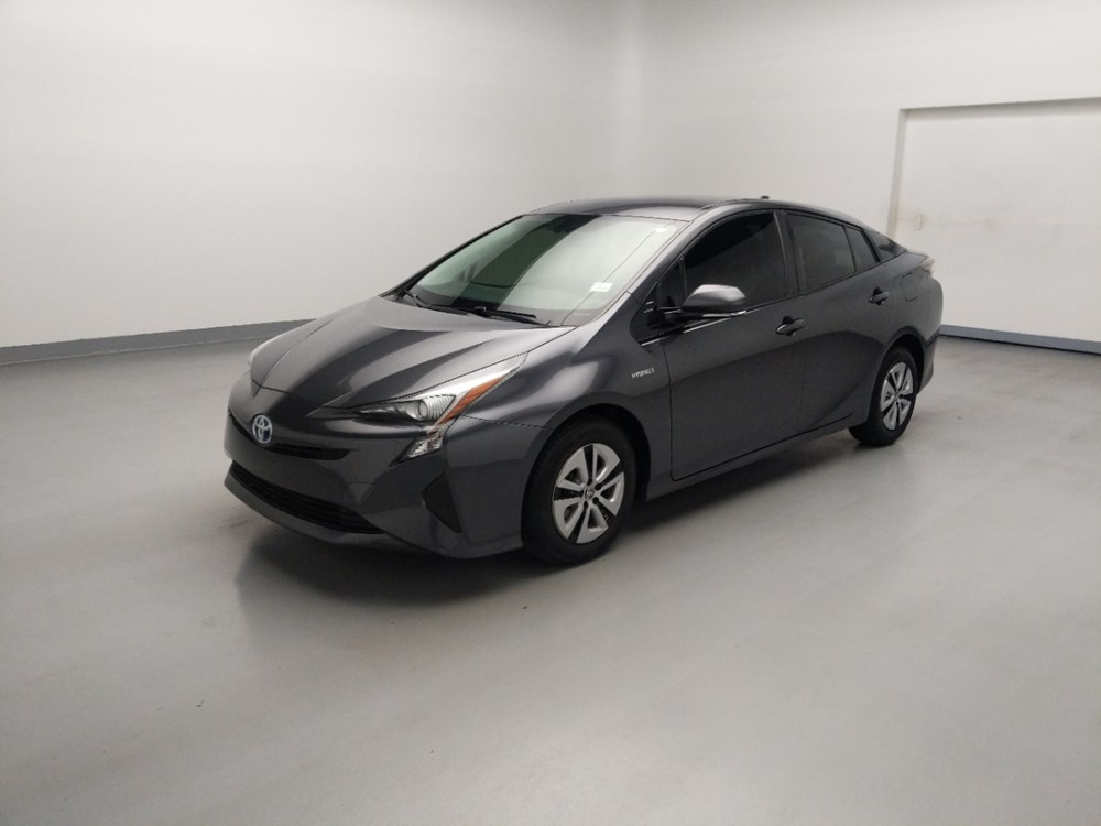 Used 2016 Toyota Prius Driver Front Bumper