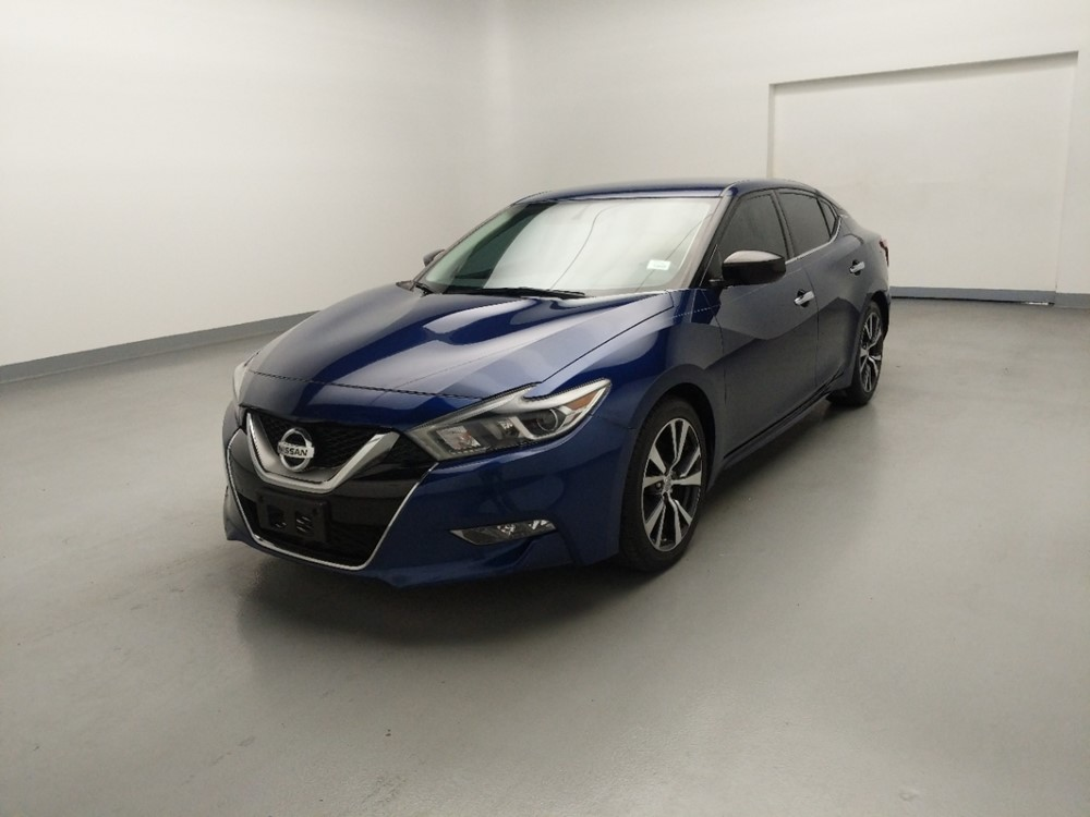 Used 2017 Nissan Maxima Driver Front Bumper