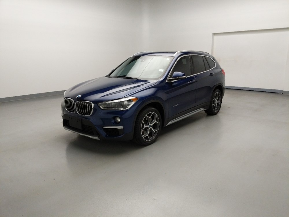 Used 2017 BMW X1 Driver Front Bumper