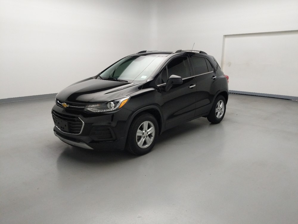 Used 2020 Chevrolet Trax Driver Front Bumper