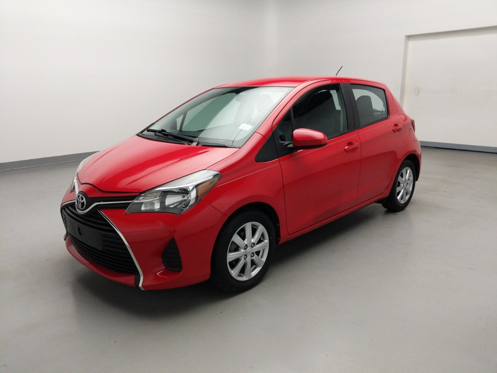 Used 2015 Toyota Yaris Driver Front Bumper