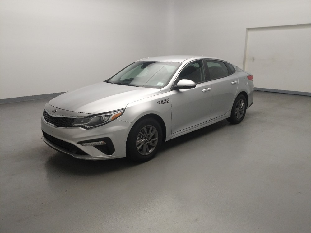 Used 2020 Kia Optima Driver Front Bumper