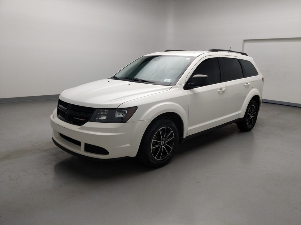 Used 2018 Dodge Journey Driver Front Bumper