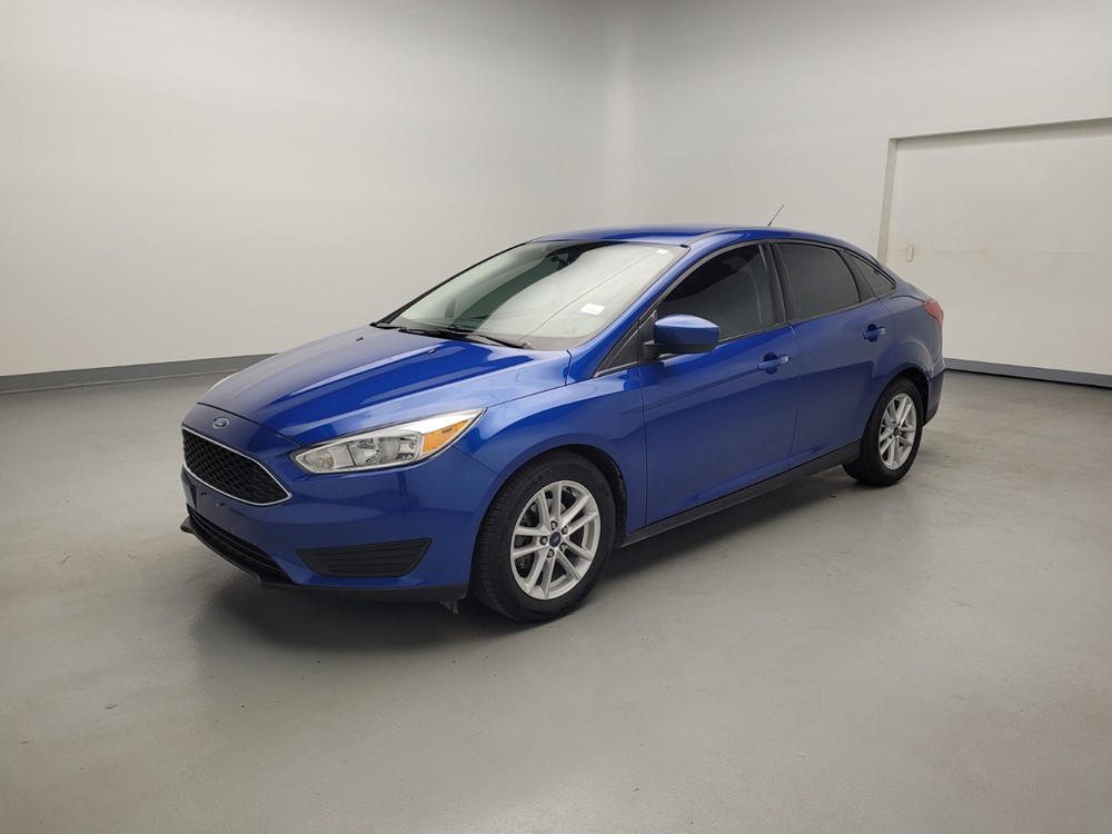 Used 2018 Ford Focus Driver Front Bumper
