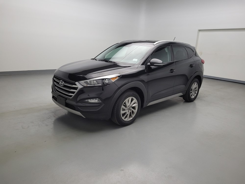 Used 2017 Hyundai Tucson Driver Front Bumper