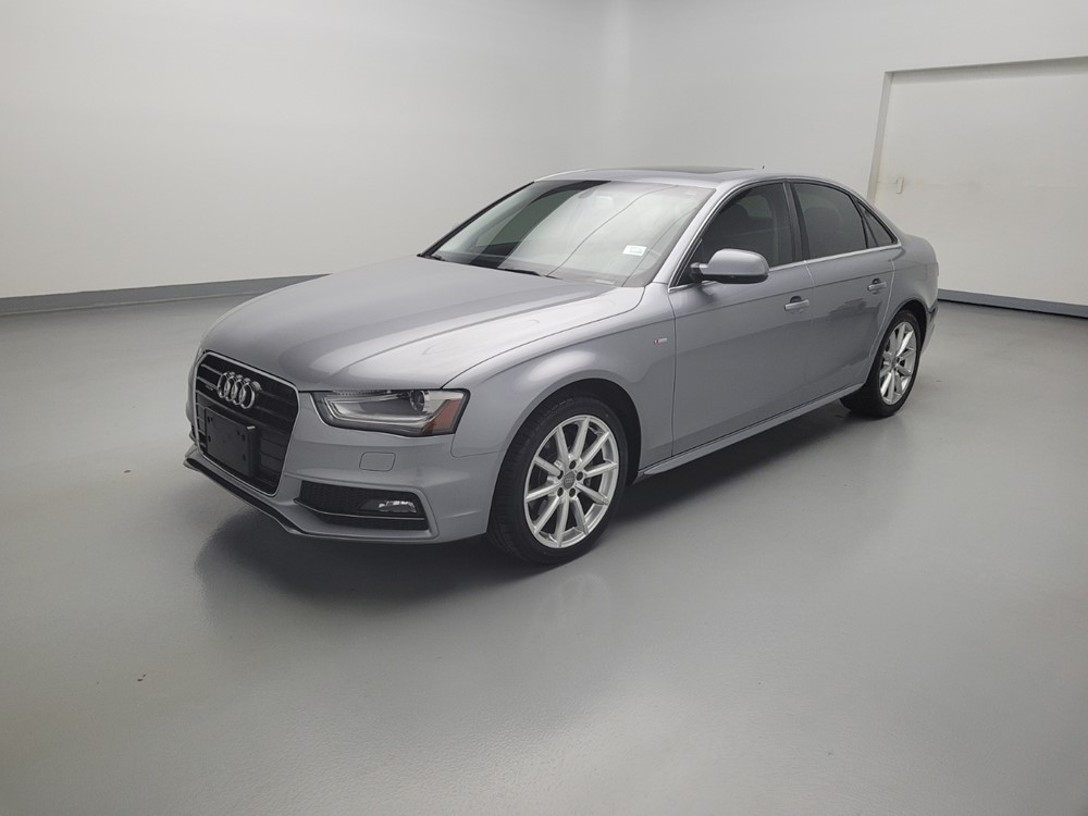 Used 2016 Audi A4 Driver Front Bumper