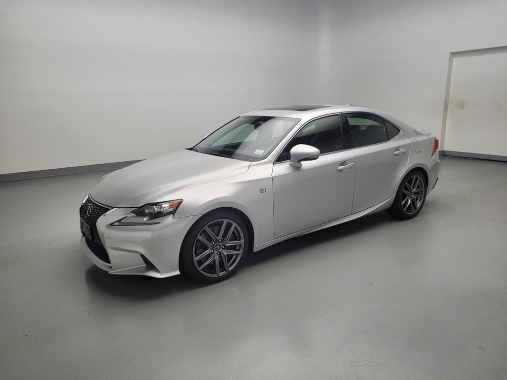 Used 2016 Lexus IS 300 Driver Front Bumper