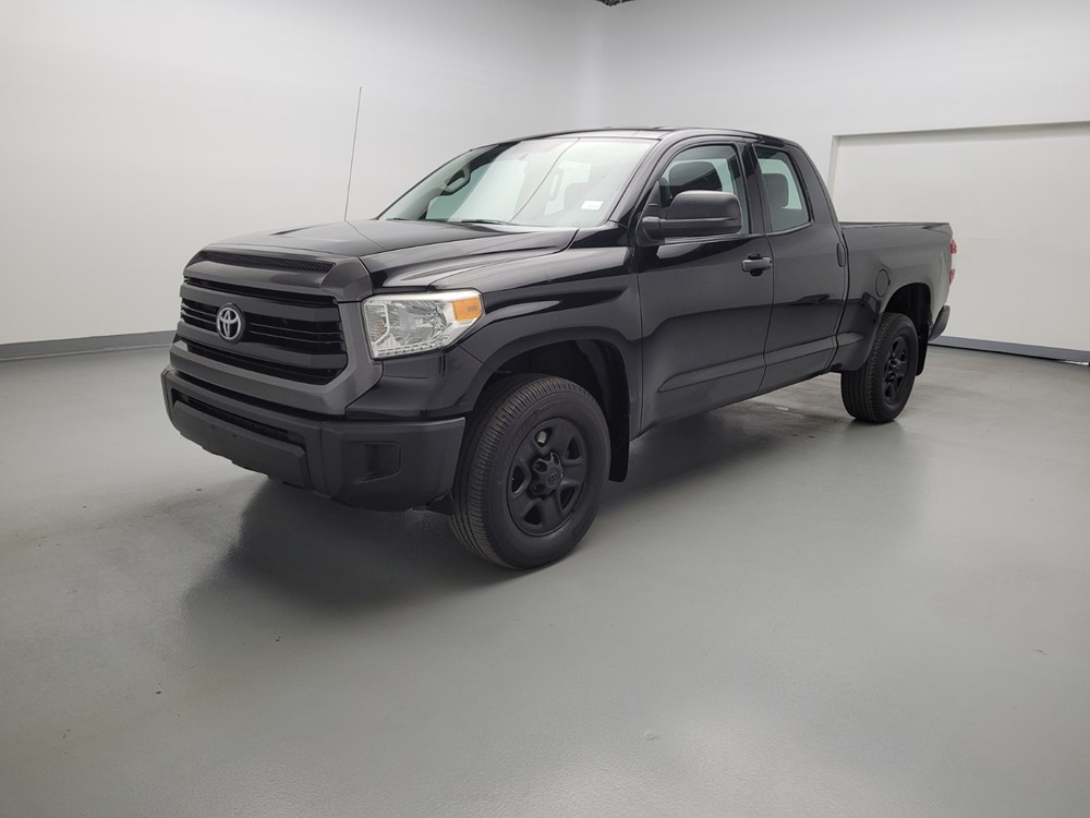 Used 2014 Toyota Tundra Driver Front Bumper