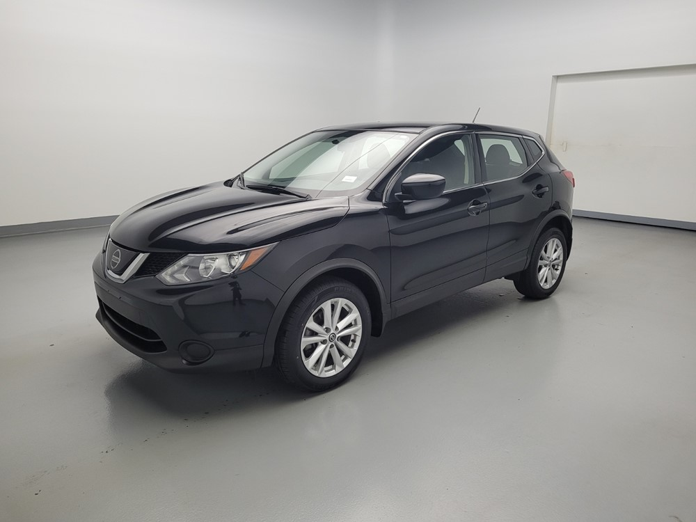 Used 2019 Nissan Rogue Sport Driver Front Bumper
