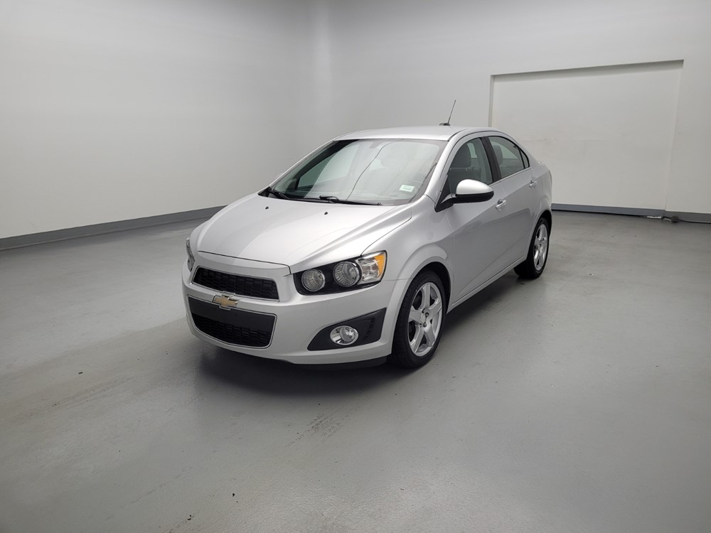 Used 2016 Chevrolet Sonic Driver Front Bumper