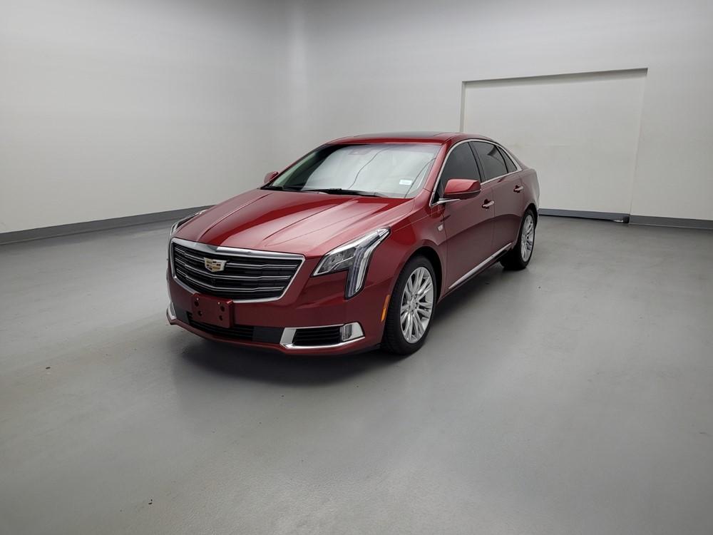 Used 2018 Cadillac XTS Driver Front Bumper