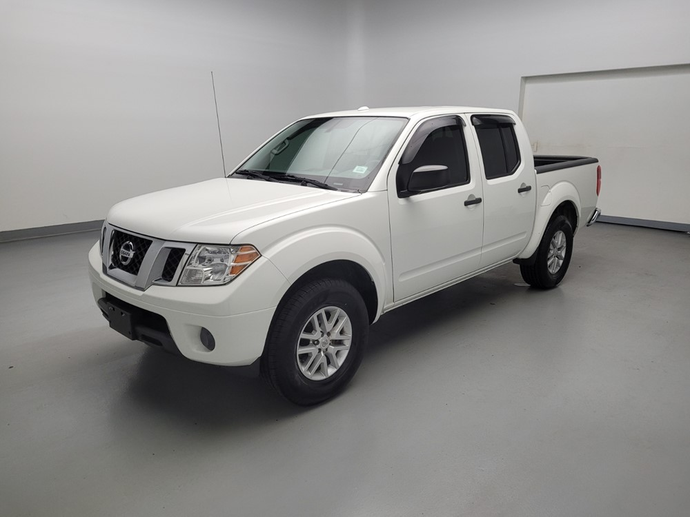 Used 2016 Nissan Frontier Driver Front Bumper