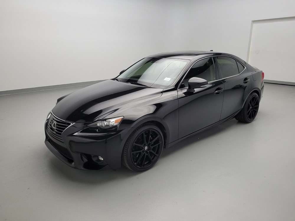 Used 2015 Lexus IS 250 Driver Front Bumper