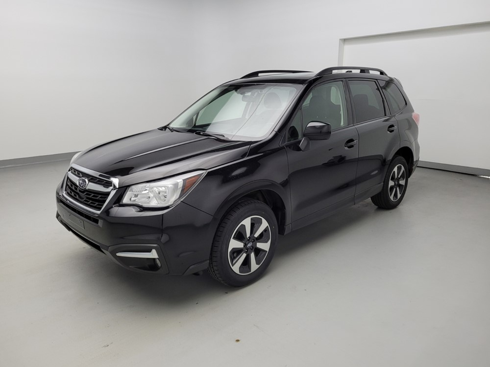 Used 2018 Subaru Forester Driver Front Bumper